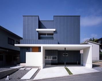 デザイナーズ住宅のイメージ
